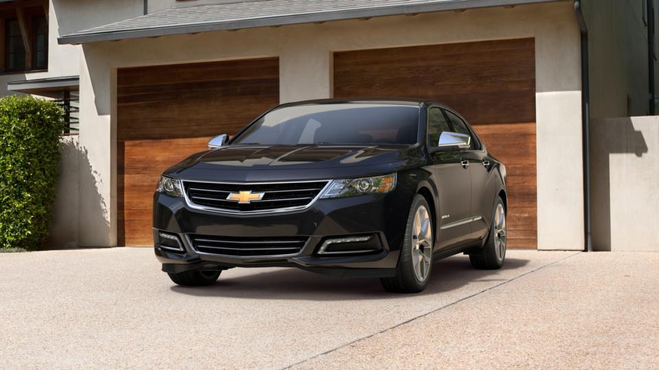 2017 Chevrolet Impala Vehicle Photo in Las Vegas, NV 89104