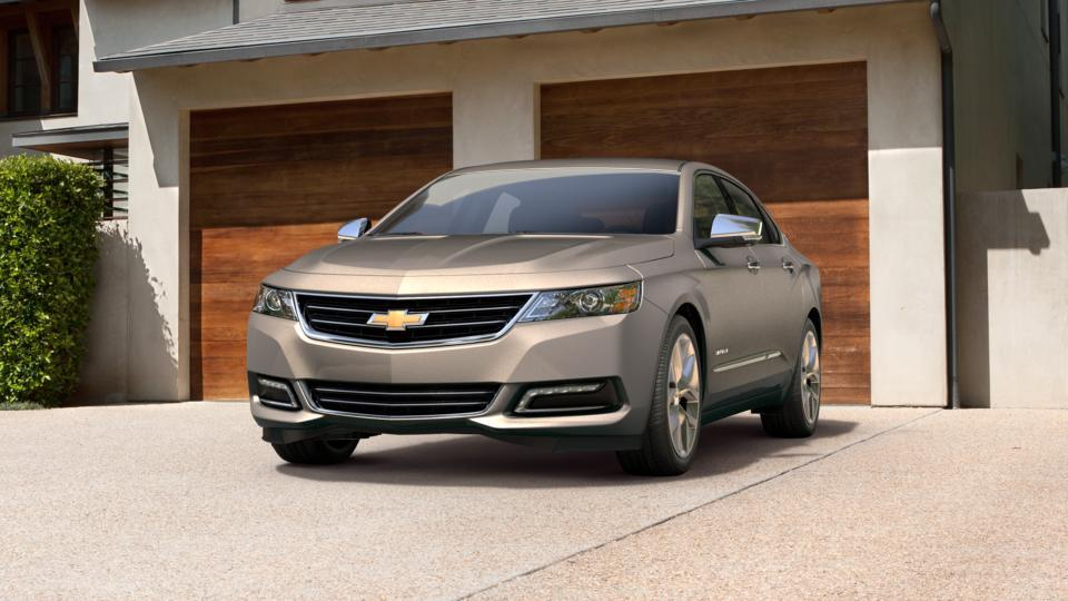 2017 Chevrolet Impala Vehicle Photo in Odessa, TX 79762