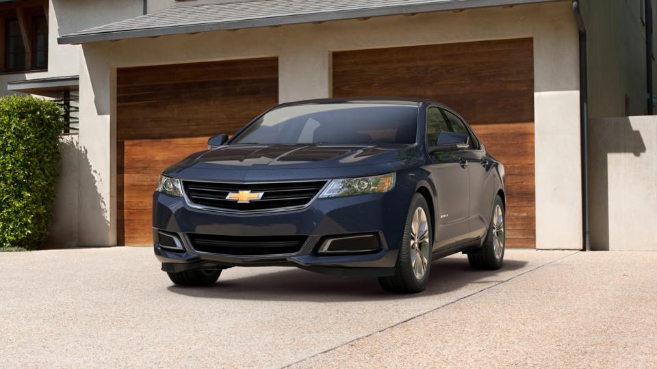 2017 Chevrolet Impala Vehicle Photo in Twin Falls, ID 83301