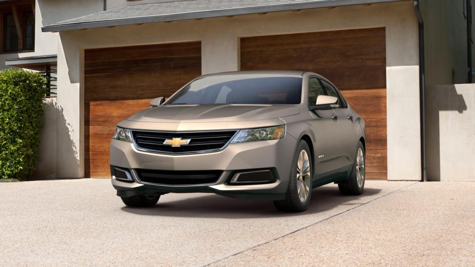 2017 Chevrolet Impala Vehicle Photo in Columbia, MO 65203-3903