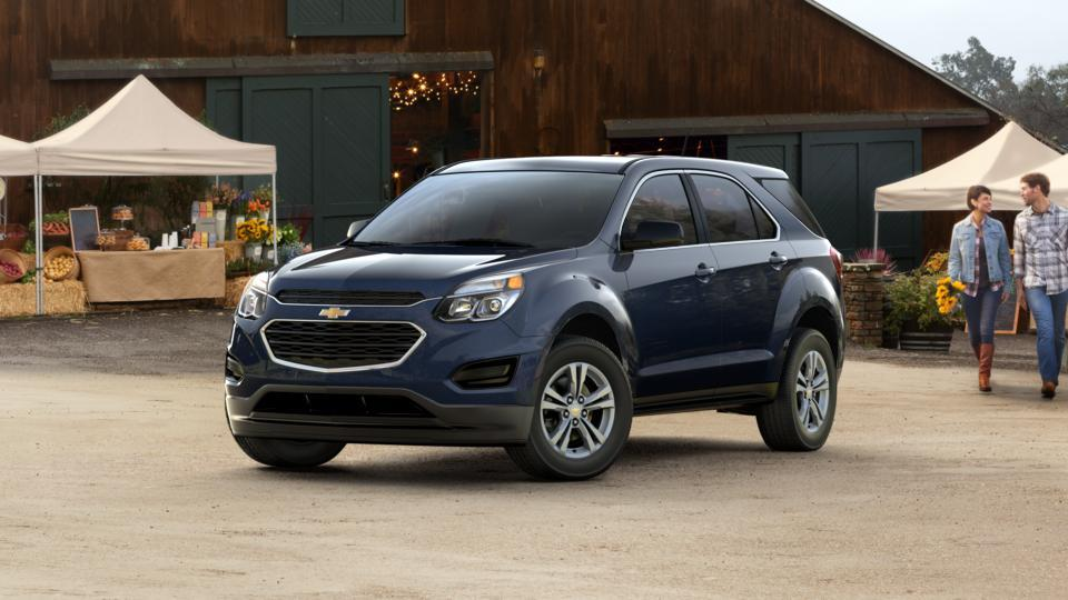 2017 Chevrolet Equinox Vehicle Photo in Maplewood, MN 55119