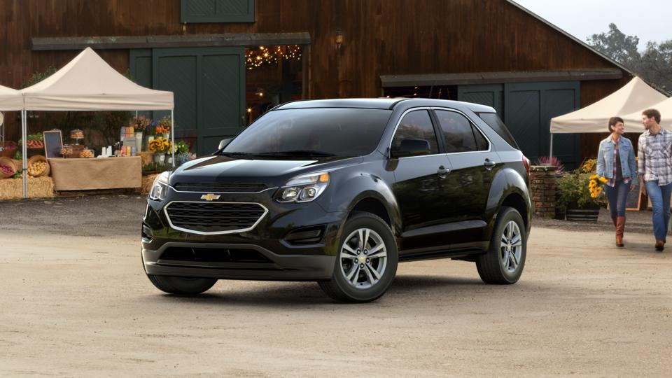 2017 Chevrolet Equinox Vehicle Photo in Edinburg, TX 78542