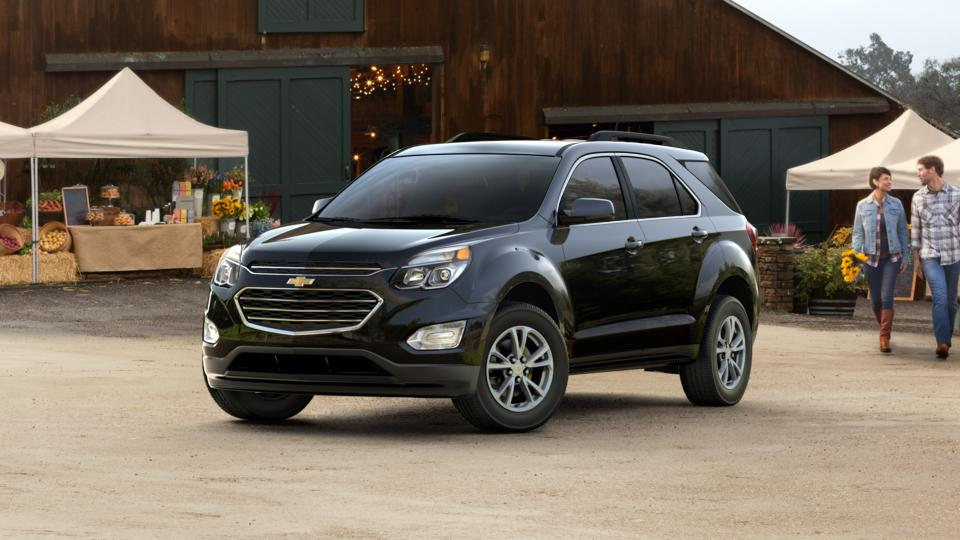 2017 Chevrolet Equinox Vehicle Photo in Hyde Park, VT 05655