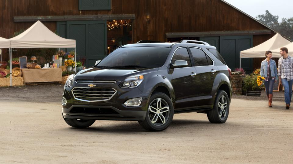 2017 Chevrolet Equinox Vehicle Photo in Burlington, WI 53105