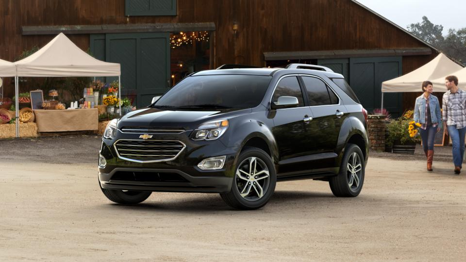 2017 Chevrolet Equinox Vehicle Photo in Spokane, WA 99207