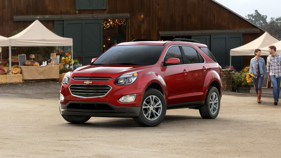 2017 Chevrolet Equinox Vehicle Photo in Clinton, MI 49236