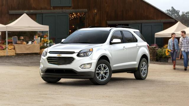 2017 Chevrolet Equinox Vehicle Photo In Bolingbrook Il 60440