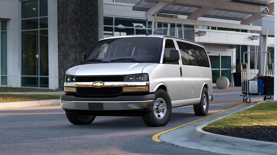 2017 Chevrolet Express Passenger Vehicle Photo in Manhattan, KS 66502