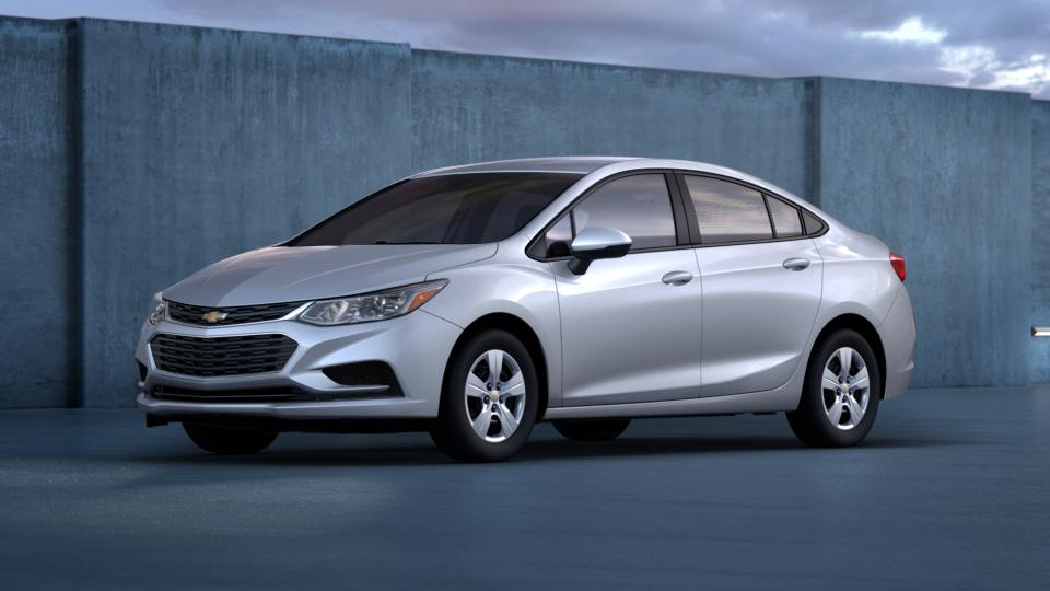 2017 Chevrolet Cruze Vehicle Photo in Wendell, NC 27591