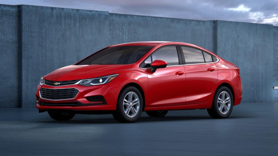 2017 Chevrolet Cruze Vehicle Photo in Joliet, IL 60435