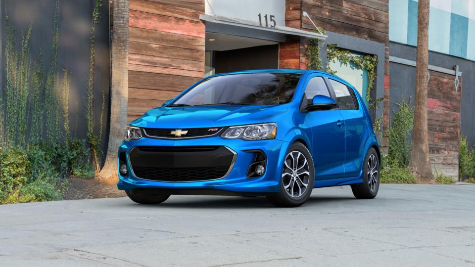 2017 Chevrolet Sonic Vehicle Photo in Independence, MO 64055