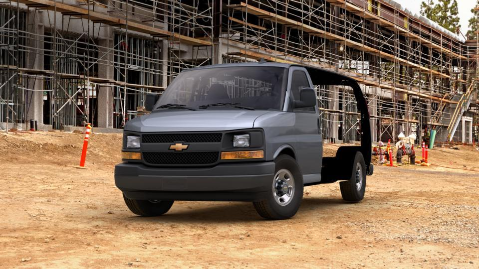 2017 Chevrolet Express Cargo Van Vehicle Photo in Mount Horeb, WI 53572