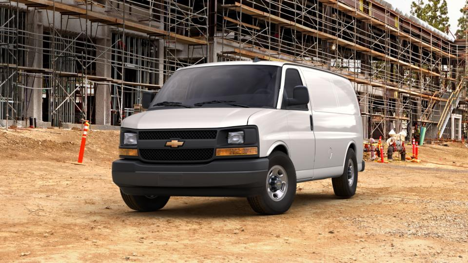 2017 Chevrolet Express Cargo Van Vehicle Photo in Springfield, TN 37172