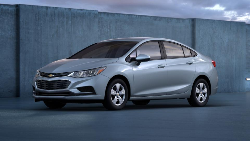 2017 Chevrolet Cruze Vehicle Photo in Bend, OR 97701