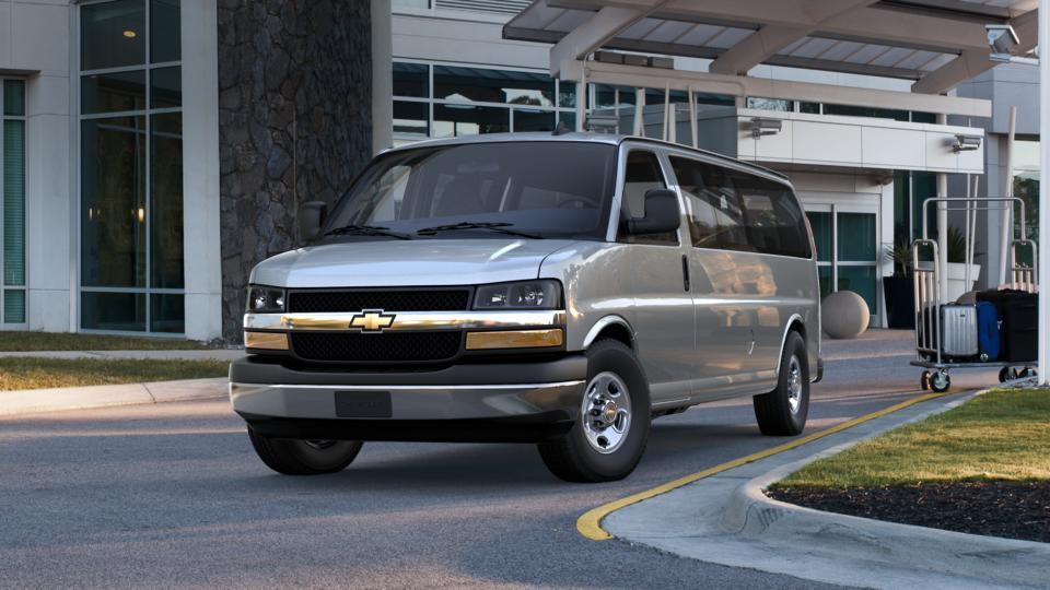 2017 Chevrolet Express Passenger Vehicle Photo in Kernersville, NC 27284