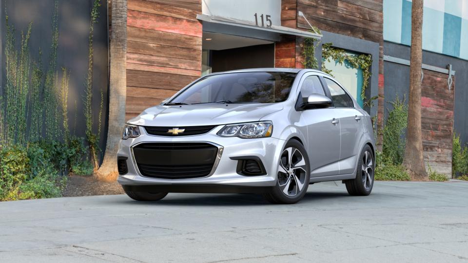 2017 Chevrolet Sonic Vehicle Photo in Bowie, MD 20716