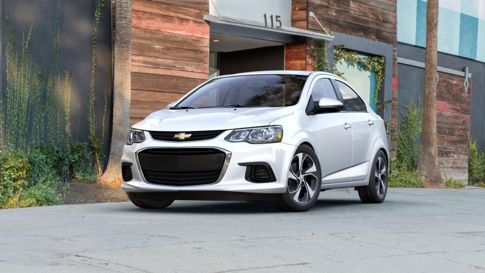 2017 Chevrolet Sonic Vehicle Photo in New Hampton, NY 10958