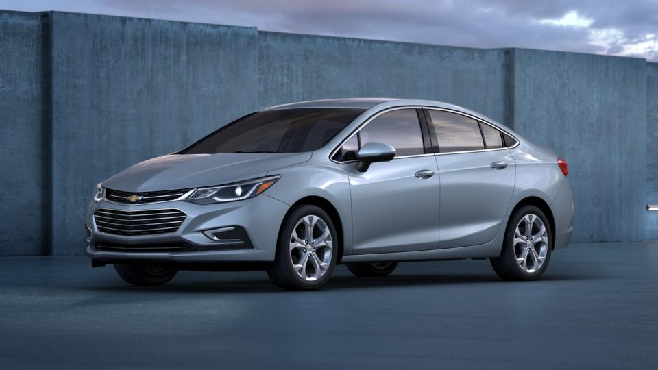 2017 Chevrolet Cruze Vehicle Photo in Warrensville Heights, OH 44128