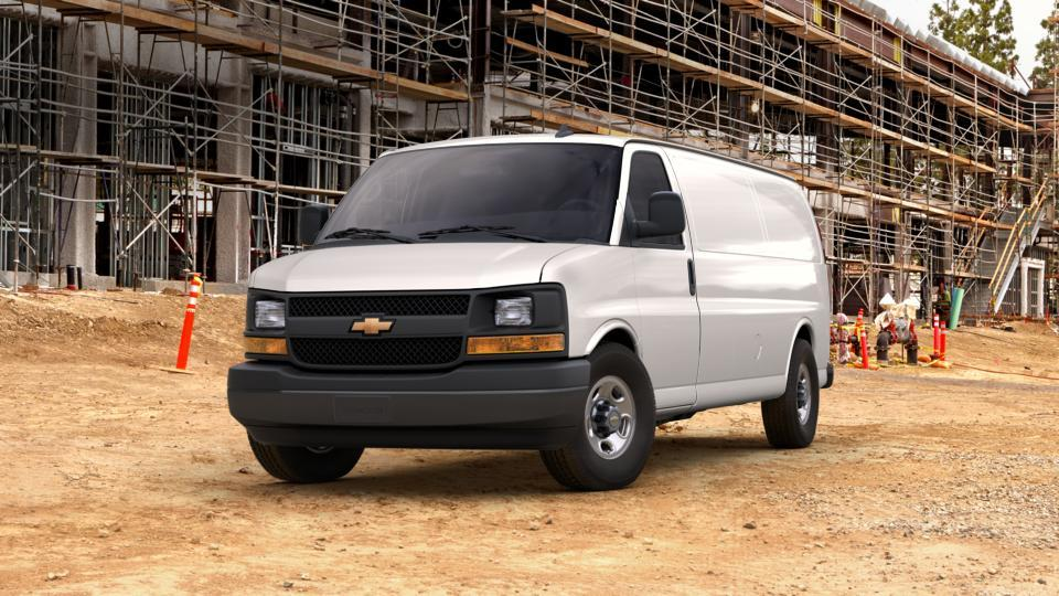2017 Chevrolet Express Cargo Van Vehicle Photo in Oakdale, CA 95361
