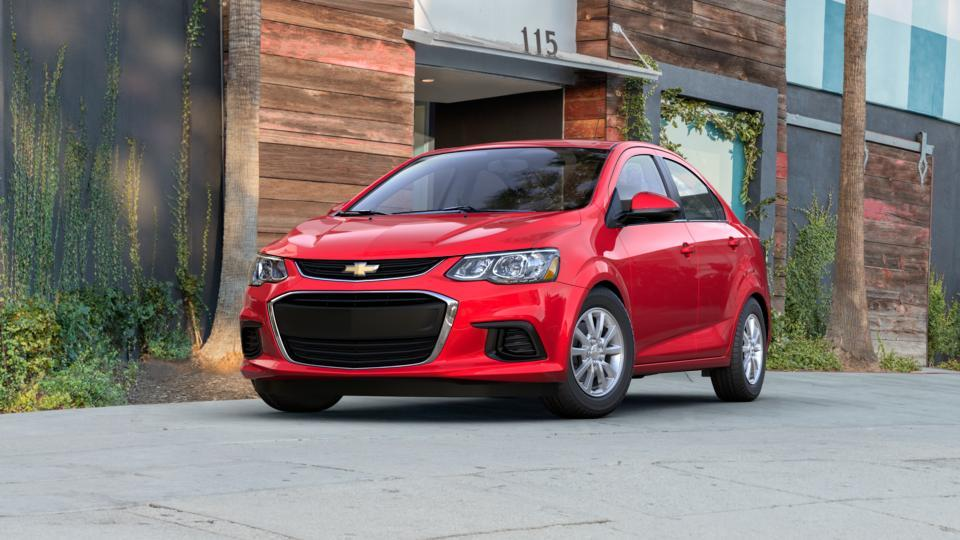 2017 Chevrolet Sonic Vehicle Photo in Colorado Springs, CO 80905