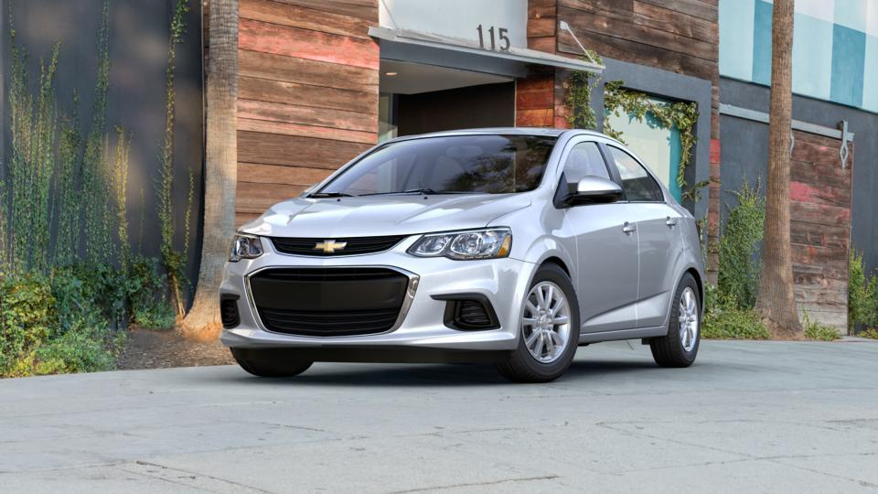 2017 Chevrolet Sonic Vehicle Photo in Frisco, TX 75035