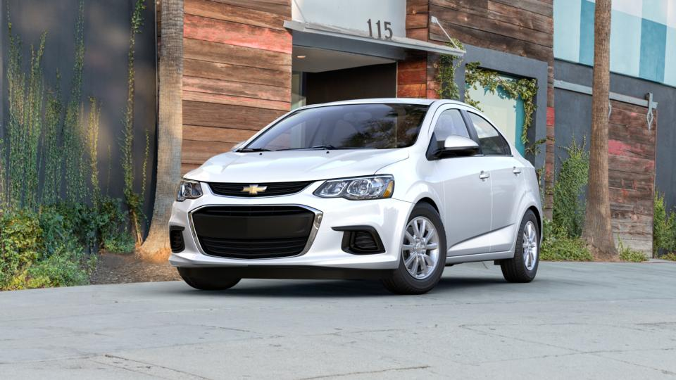 2017 Chevrolet Sonic Vehicle Photo in Greeley, CO 80634