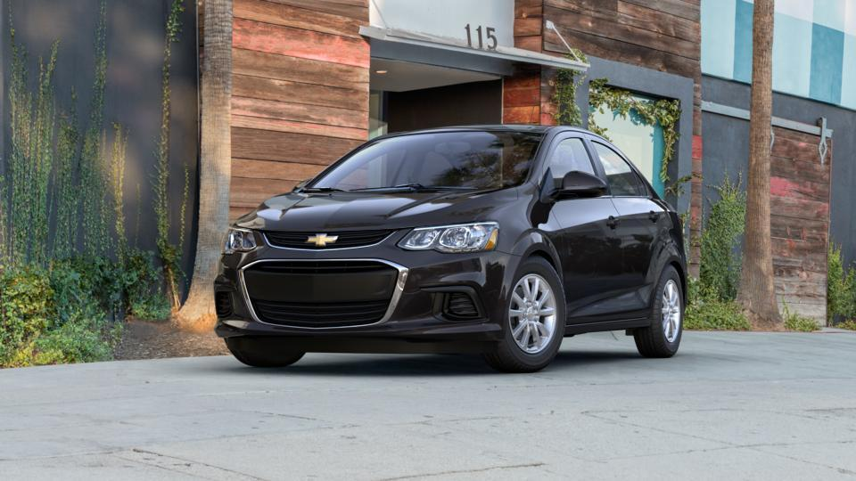 2017 Chevrolet Sonic Vehicle Photo in Melbourne, FL 32901