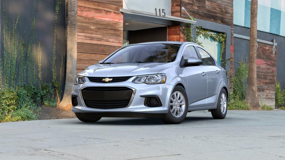 2017 Chevrolet Sonic Vehicle Photo in St. Clairsville, OH 43950