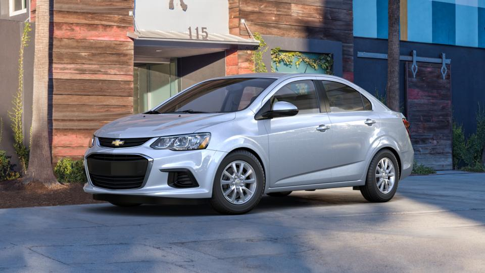Used Arctic Blue Metallic 2017 Chevrolet Sonic Sedan Lt