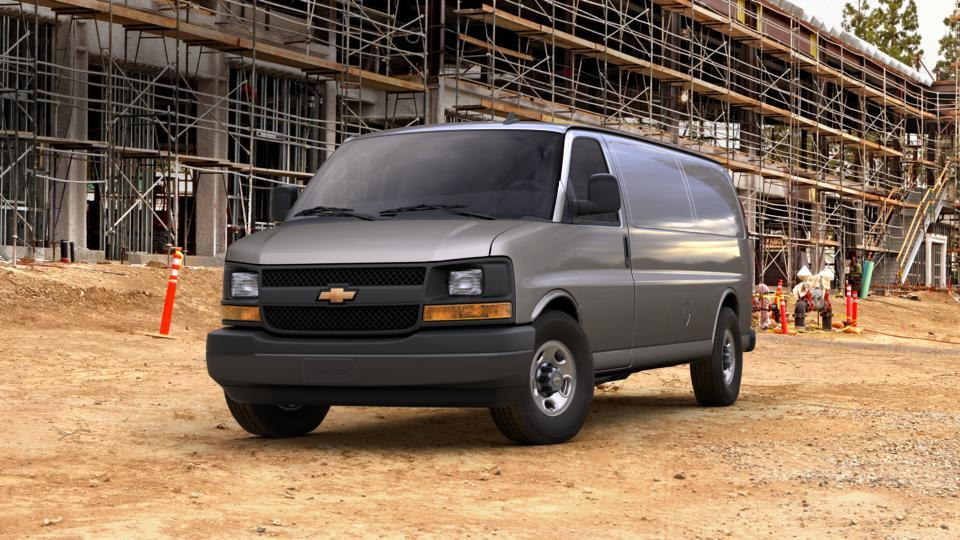 2017 Chevrolet Express Cargo Van Vehicle Photo in Milford, OH 45150