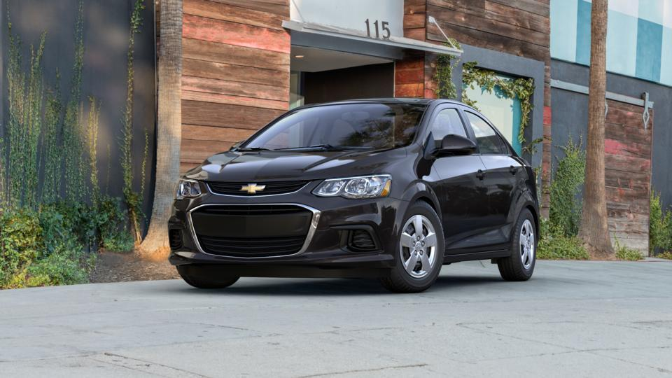 2017 Chevrolet Sonic Vehicle Photo in Mission, TX 78572