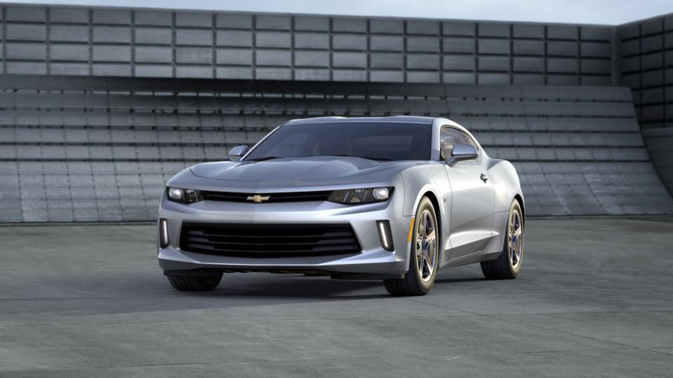 2017 Chevrolet Camaro Vehicle Photo in Greensboro, NC 27405