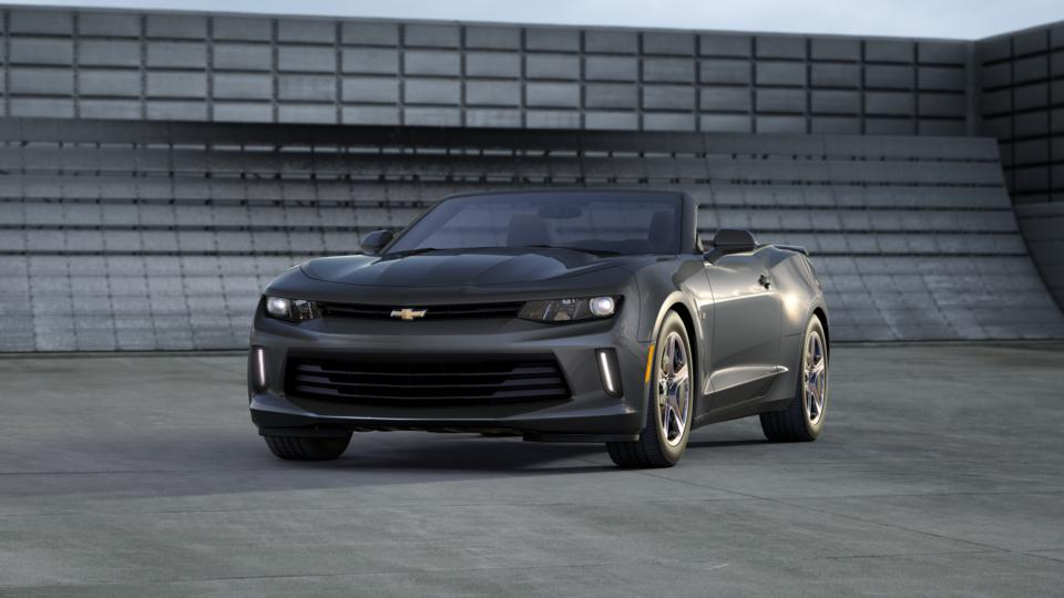 2017 Chevrolet Camaro Vehicle Photo in Lafayette, LA 70503