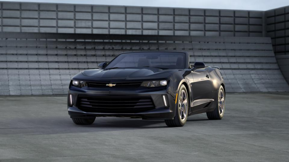2017 Chevrolet Camaro Vehicle Photo in Redding, CA 96002