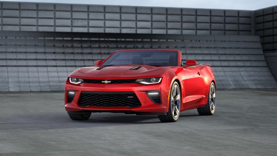 2017 Chevrolet Camaro Vehicle Photo in Troy, MI 48084