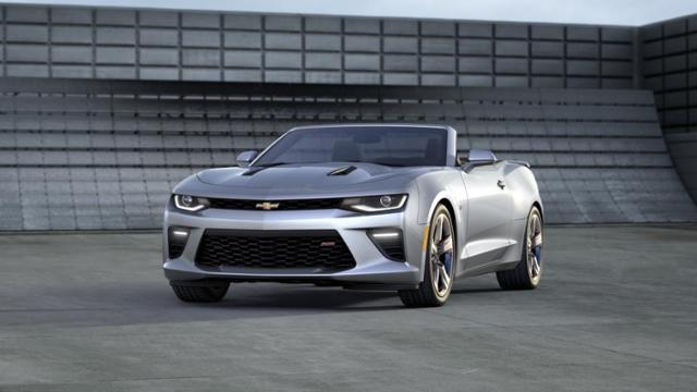 2017 Chevrolet Camaro Vehicle Photo In Sterling Co 80751