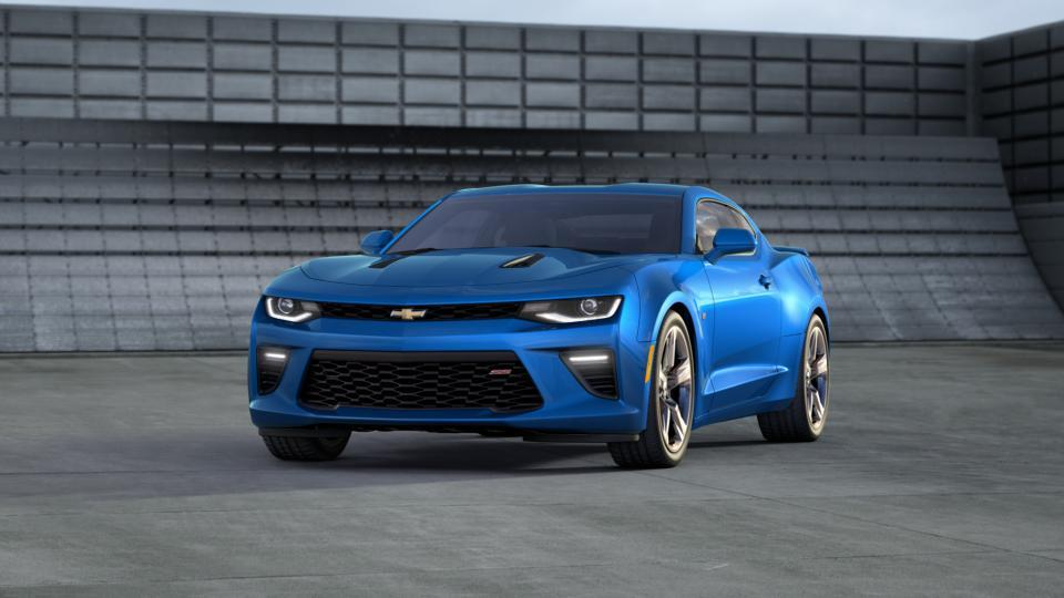 2017 Chevrolet Camaro Vehicle Photo in Massena, NY 13662