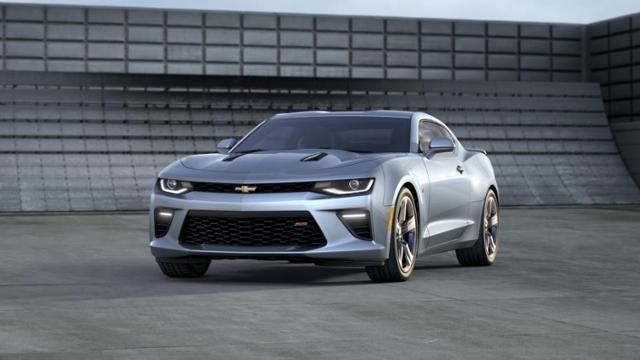 2017 Chevrolet Camaro Vehicle Photo In Garden Grove Ca 92843
