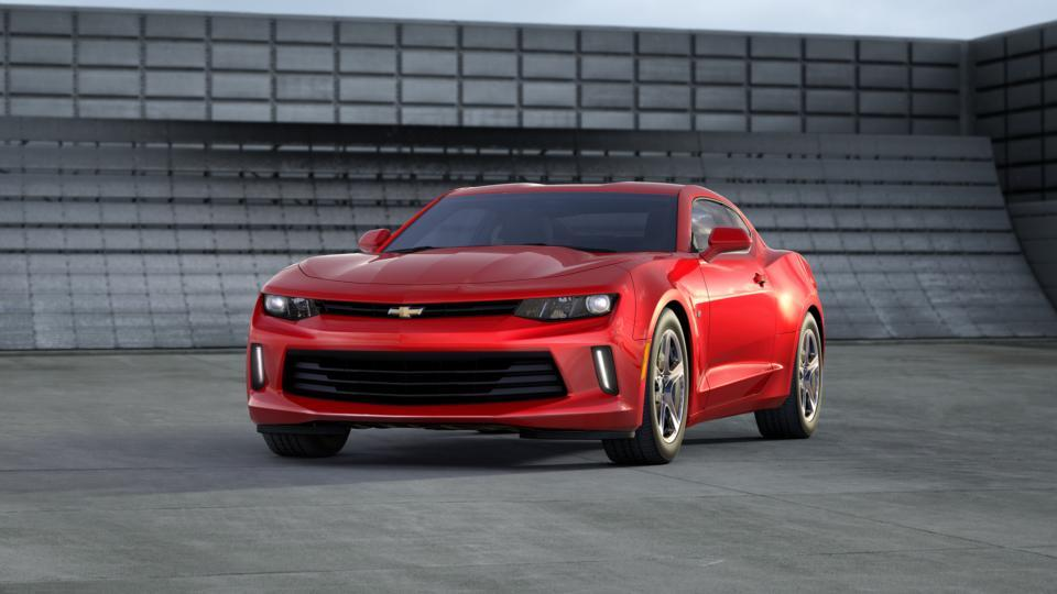 2017 Chevrolet Camaro Vehicle Photo in Macedon, NY 14502
