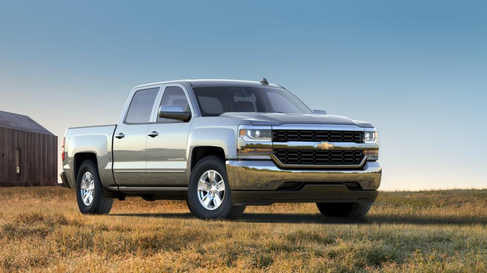 2017 Chevrolet Silverado 1500 Vehicle Photo in San Angelo, TX 76903