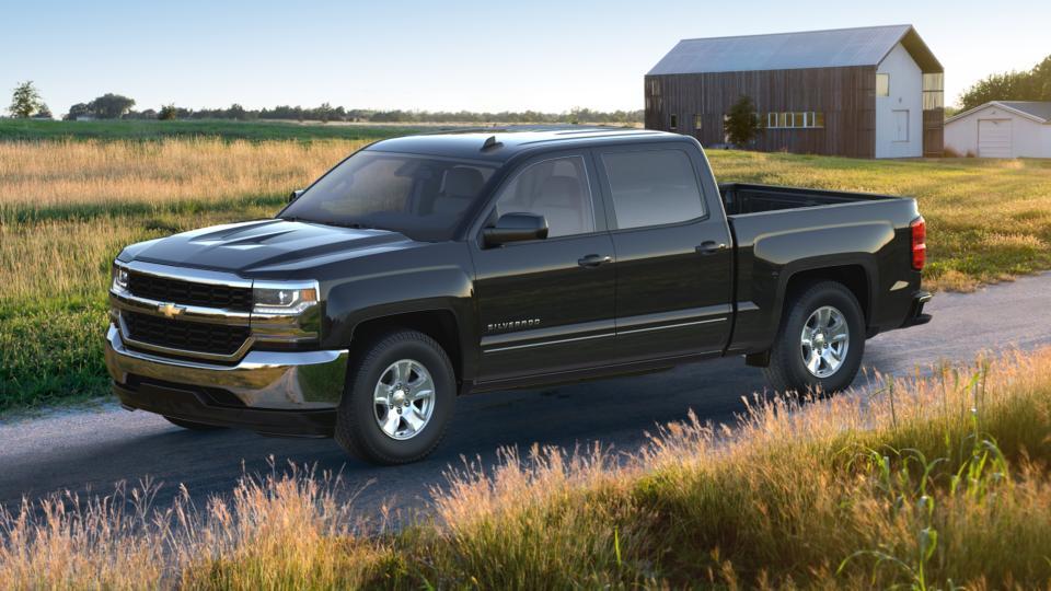 Black 2017 Chevrolet Silverado 1500 Used Truck For Sale