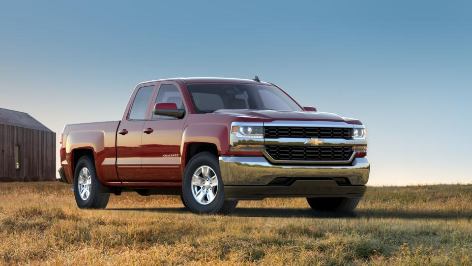 2017 Chevrolet Silverado 1500 Vehicle Photo in Newton Falls, OH 44444