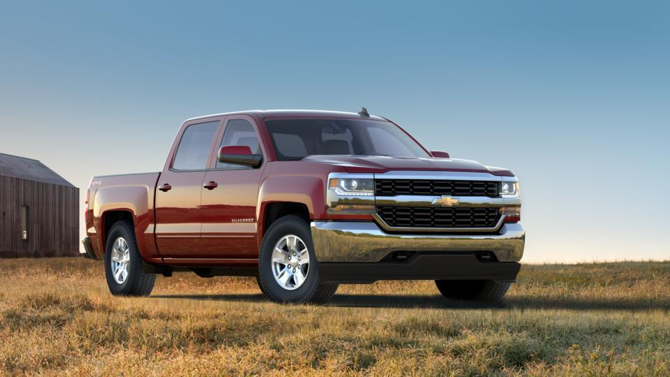 2017 Chevrolet Silverado 1500 Vehicle Photo in Manhattan, KS 66502
