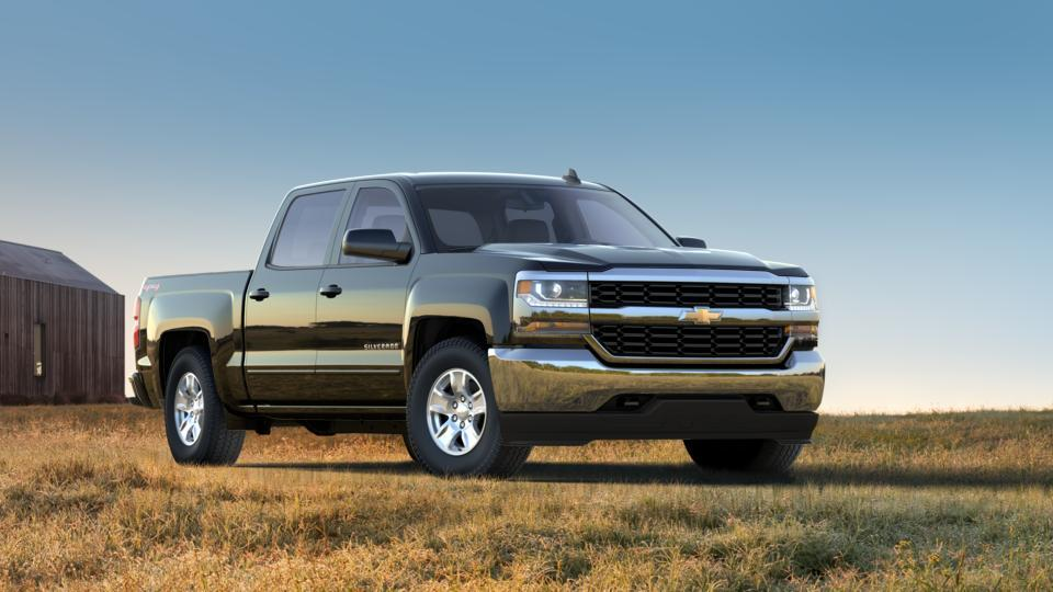 2017 Chevrolet Silverado 1500 Vehicle Photo In Anchorage Ak 99515