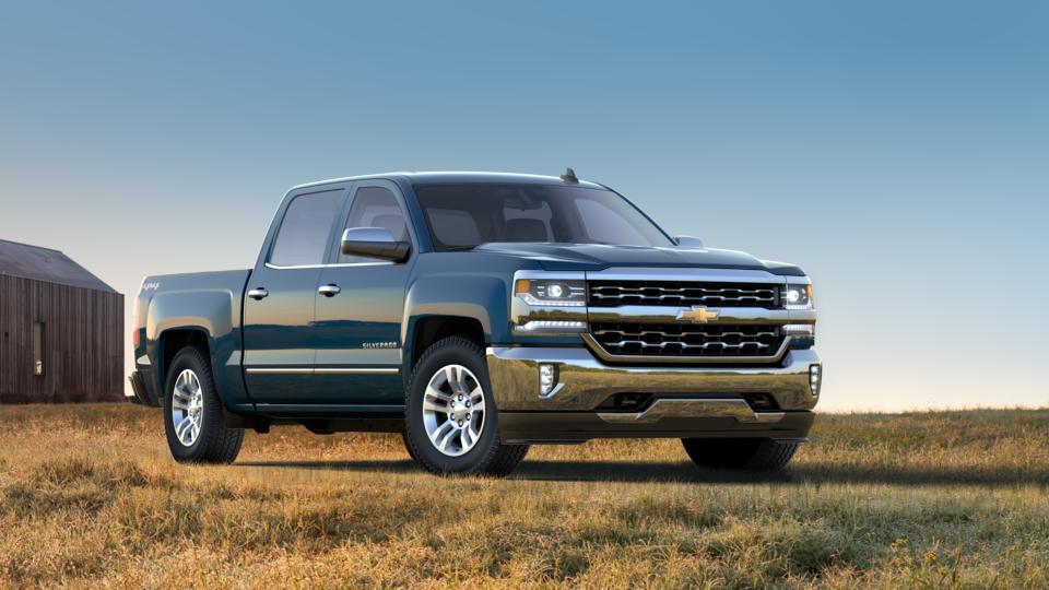 2017 Chevrolet Silverado 1500 Vehicle Photo in Gulfport, MS 39503
