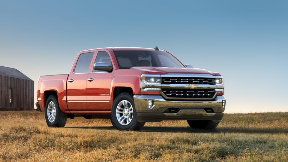 2017 Chevrolet Silverado 1500 Vehicle Photo in Houston, TX 77074