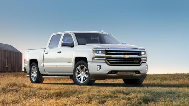2017 Chevrolet Silverado 1500 Vehicle Photo In Odessa Tx 79762