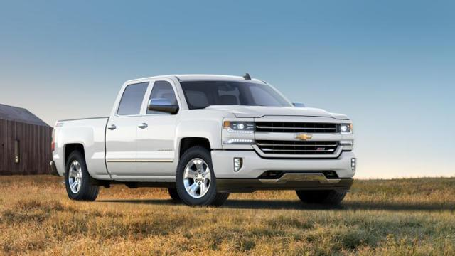 2017 Chevrolet Silverado 1500 Vehicle Photo In Bartow Fl 33830
