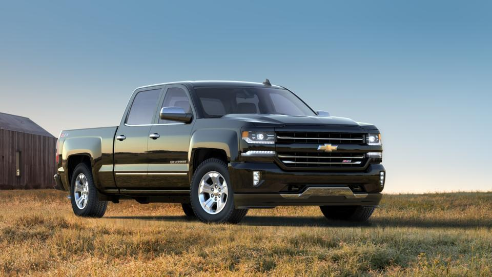 2017 Chevrolet Silverado 1500 Vehicle Photo in Sumner, WA 98390