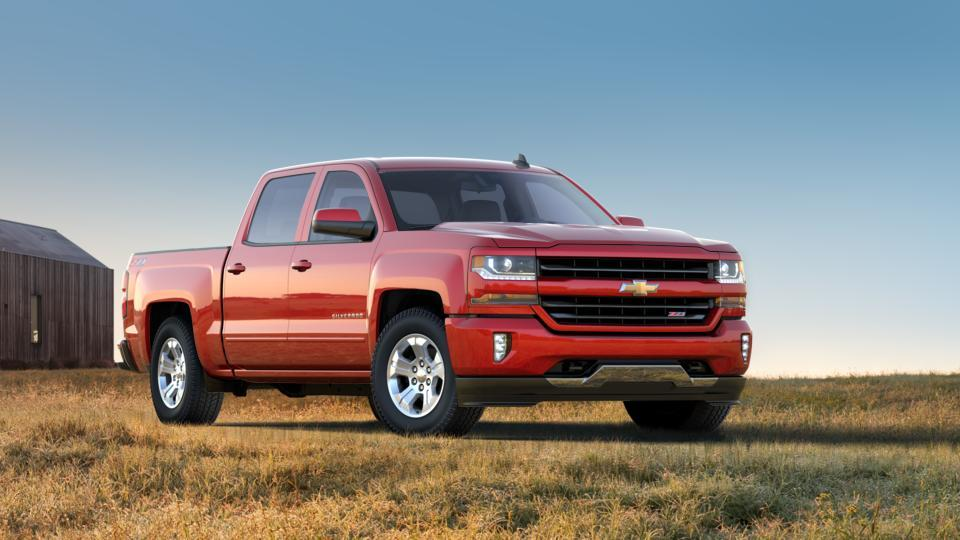 New chevrolet silverado 1500 red hot for sale in tulsa for Coast to coast motors tulsa inventory